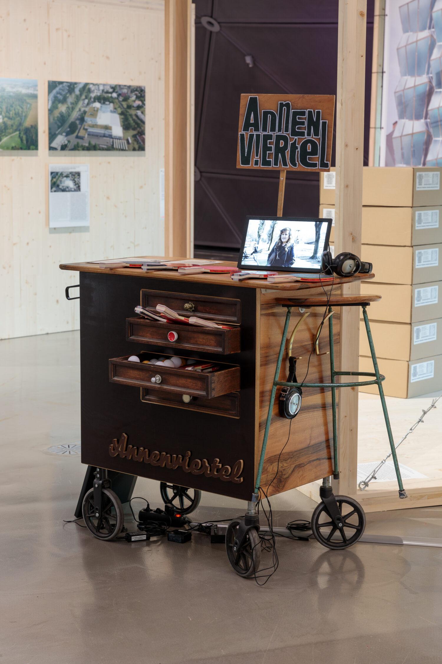 Ausstellungsansicht, Foto: Kunsthaus Graz/N. Lackner