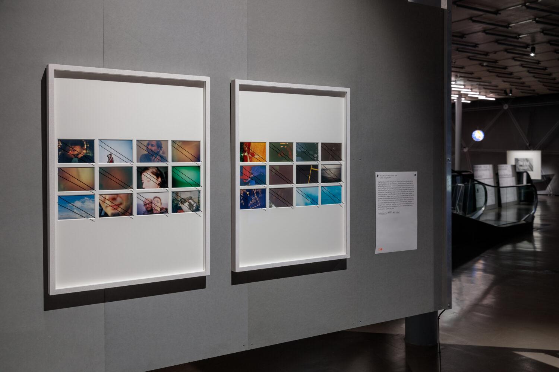 Ulrike Königshofer, Bad Pictures 1997-2010, 2019 © Bildrecht, Wien, 2021, Ausstellungsansicht, Foto: Kunsthaus Graz/N. Lackner