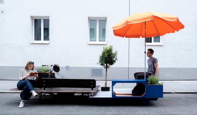 Raumwandler, © FGM-AMOR, Foto: Platz für Wien