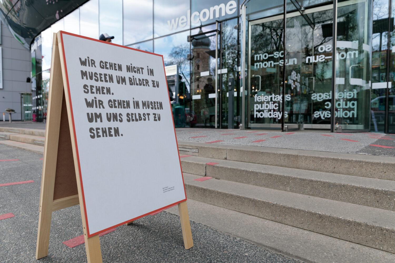 Werner Reiterer, Take a Walk on the Mind Side!, 2020, © Bildrecht, Wien 2021
