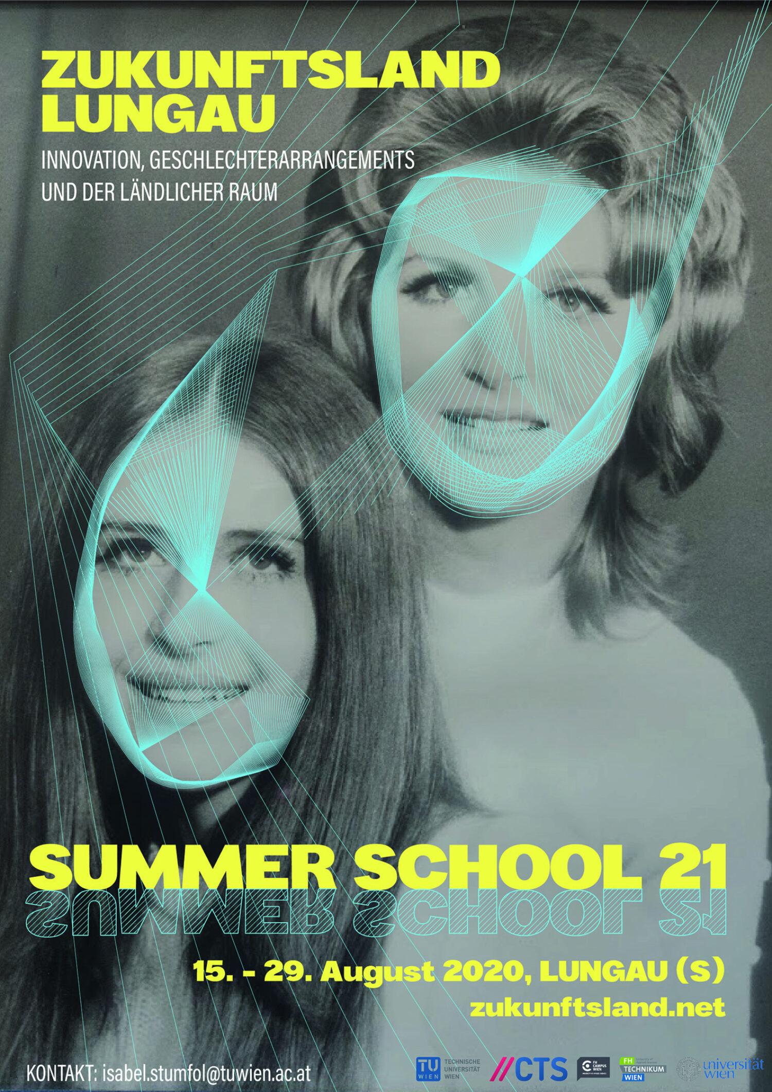 Summer School 21 *Zukunftsland Lungau*, 2021 © Isabel Stumfol, Institut für Raumplanung/TU Wien