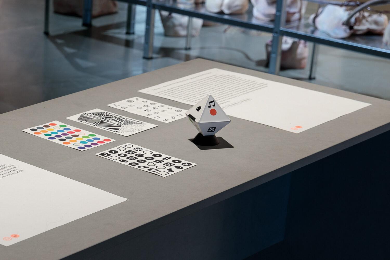 Timeular Ausstellungsansicht, Foto: Kunsthaus Graz/N. Lackner