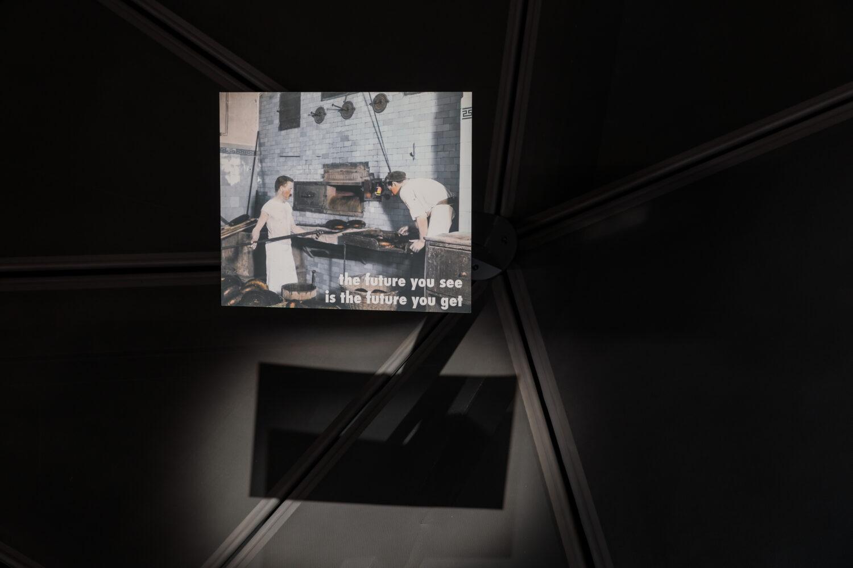 Helmut & Johanna Kandl, Your Way to the Top, 2000 until now Ausstellungsansicht, Foto: Kunsthaus Graz/N. Lackner