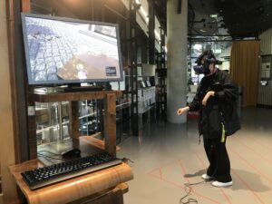 JOANNEUM RESEARCH, VR-SenseCity